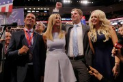 Donald Trump Jr, fils aîné du candidat du... (Photo Brian Snyder, Reuters) - image 1.0