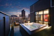 Le Hard Rock Hotel de San Diego.... (Photo fournie par Hard Rock Hotels) - image 3.0