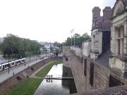 Façade du château des ducs de Bretagne