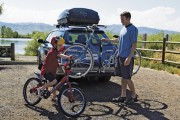 En théorie, un support à vélos est illégal... (Archives La Presse) - image 4.0