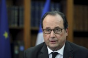 Le président français François Hollande... (photo archives AP) - image 1.0