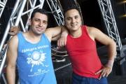Carlos Marin Loaiza, assis, et Luis Espinoza Delgado,... (Olivier Croteau) - image 1.0