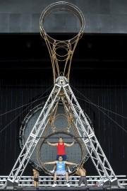Voici la roue de la mort utilisée dans... (Olivier Croteau) - image 2.0