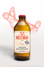 Le rhum n' ginger de Bull's Head... (Photo courtoisie) - image 3.0