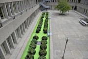 Le jardin sera entretenu par des bénévoles de... (Le Soleil, Pascal Ratthé) - image 2.0