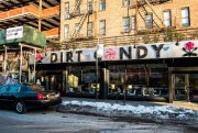 Le restaurant Dirt Candy, situé dans le Lower... (Photo Ben Russell, Archives The New York Times) - image 1.0