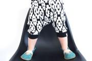Pantalons courts à imprimé aztèque style harem en... (Photo fournie par Roma Skye) - image 4.0