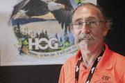 Le coordonnateur de l'évènement, Luc « Tinour »... (Photo Le Quotidien, Michel Tremblay) - image 3.0