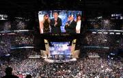 Donald Trump sur scène aux côtés de son... (PHOTO DOMINICK REUTER, AFP) - image 1.0