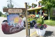 Située en plein coeur de Cap-Santé, la maisonnette... (Le Soleil, Jean-Marie Villeneuve) - image 2.0