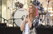 Céline Dion à l'émission Today... (AFP, Michael Loccisano) - image 10.0