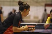 La joueuse de tennis de table Coralline Ethier... (fournie par Yannic Ethier) - image 4.0