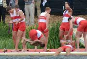 E n aviron, l'équipe canadienne du huit en pointe... (Photothèque Le Soleil) - image 2.1