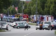 Un Germano-Iranien âgé de 18 ans a semé la terreur... (AFP, Matthias Balk) - image 3.0