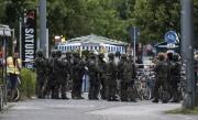 Un Germano-Iranien âgé de 18 ans a semé la terreur vendredi dans un... (AFP) - image 4.0