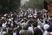 L'organisation État islamique (EI) a revendiqué samedi sa... (AP, Rahmat Gul) - image 2.0