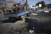 L'organisation État islamique (EI) a revendiqué samedi... (AP, Massoud Hossaini) - image 3.0