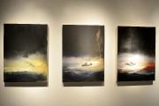 Les oeuvres de l'exposition Je n'ai plus peur... (Photo Le Progrès-Dimanche, Jeannot Lévesque) - image 5.0