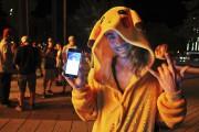 Même Pikachu était sur place, jeudi soir, à... (Photo Le Progrès-Dimanche, Rocket Lavoie) - image 2.0