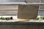 «Oh mon Dieu, oh mon Dieu», hurle d'une voix déchirante... (AFP, Christof Stache) - image 2.0