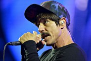 Anthony Kiedis, le chanteur de Red Hot Chili... (Le Soleil, Pascal Ratthé) - image 2.0