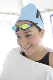 Âgée d'à peine 15 ans, la Montréalaise Alicia... (Photo Le Progrès-Dimanche, Gimmy Desbiens) - image 3.0