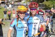 Rébecca Beaumont et Catherine Fleury ont terminé 5e... (Photo Le Progrès-Dimanche, Gimmy Desbiens) - image 4.0