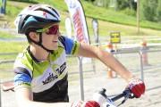 Victor Verreault était très satisfait de sa 2e... (Photo Le Progrès-Dimanche, Gimmy Desbiens) - image 7.0