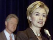 Hillary Clinton, en 1999... (Photothèque Le Soleil) - image 2.0