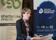 Directrice générale de Sherbrooke Innopole, Josée Fortin rappelle... (Archives La Tribune, Jessica Garneau) - image 2.0