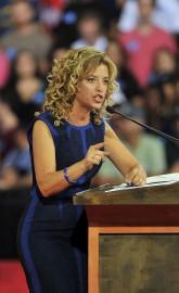 Debbie Wasserman Schultz... (AFP) - image 2.0