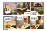 Vous aimez les cônes orange? Non,... (Image fournie par Tania Mignacca) - image 3.0