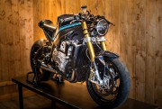 Moto BMW S1000R modifiée par Purebreed. Photo: Olivier... - image 3.0