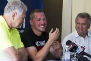 Kevin Bizier a annoncé sa retraite de la... (Le Soleil, Caroline Grégoire) - image 2.0