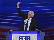 Rival malheureux des primaires, Bernie Sanders a appelé... (AFP, Saul Loeb) - image 2.0