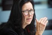 Tricia Smith, présidente du Comité olympique canadien... (Photo André Pichette, Archives La Presse) - image 1.0