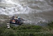 L'eau de Prince Albertprovient principalement de la rivière... (PhotoJason Franson, La Presse Canadienne) - image 1.0