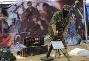 Les jeunes participants aux camps d'été du Hamas... (AP) - image 2.0
