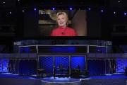 Hillary Clinton a salué une étape historique pour... (AFP, Saul Loeb) - image 3.0