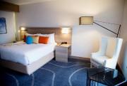 Les chambres sont spacieuses et colorées.... (PHOTO ALAIN ROBERGE, LA PRESSE) - image 2.0