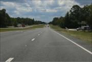 Une vue sur l'intersection où l'accident fatal s'est... - image 4.0