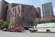 L'édifice situé au 25, rue Laurier a dû... (Etienne Ranger, LeDroit) - image 3.0