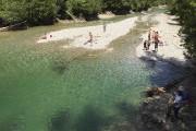 La rivière aux Émeraudes... (Le Soleil, François Bourque) - image 4.0