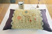 Hélène Fleury a brodé une collection d'objets, dont... (Le Soleil, Jean-Marie Villeneuve) - image 2.1