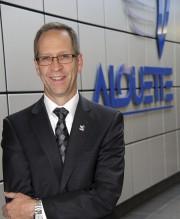 Le président et chef de la direction d'Aluminerie... (Fournie par Aluminerie Alouette) - image 2.0