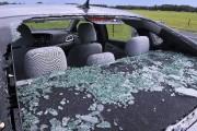 Des centaines de voitures ont été endommagées par... (Photo Le Quotidien, Rocket Lavoie) - image 5.1