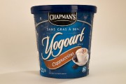 Yogourt glacé au cappuccino Chapman's... (PHOTO IVANOH DEMERS, LA PRESSE) - image 3.0