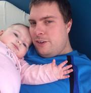 Dave Blondeau et sa fille Ophélie... (Photo tirée de Facebook) - image 2.0