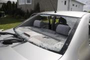 Plusieurs propriétaires de voiture ont eu de bien... (Photo Le Quotidien, Mariane L. St-Gelais) - image 3.0