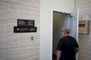 La réouverture du bureau de paie de Shawinigan... (Sylvain Mayer) - image 1.0